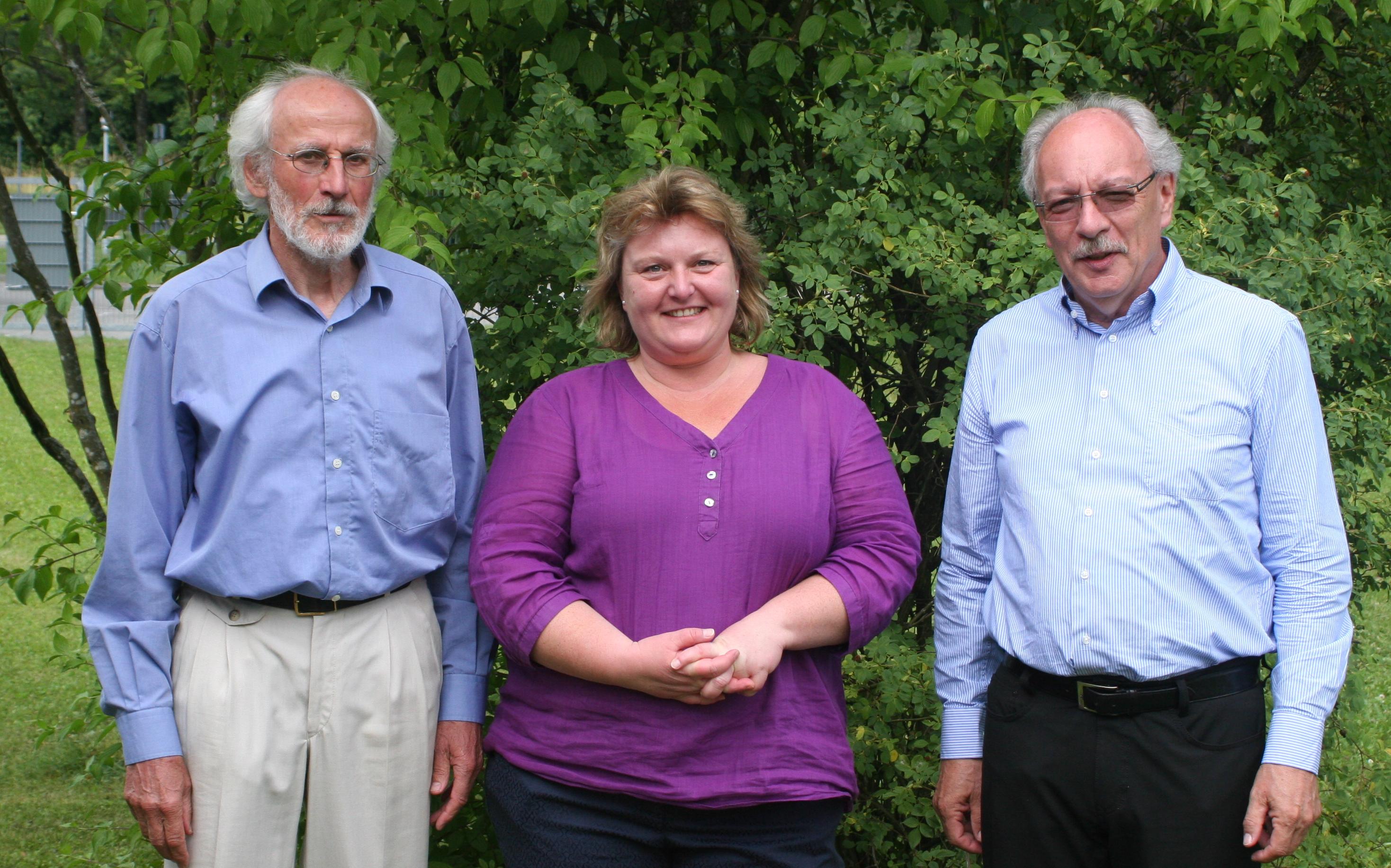 Die drei Schulleiter
